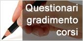 questionari gradimento corsi